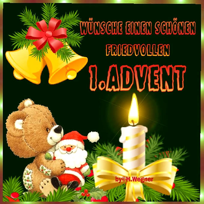 1. Advent bild
