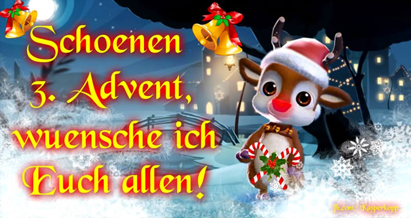 3. Advent bild