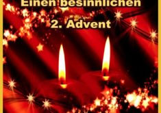2. Advent #17773 – Einen besinnlichen 2. Advent