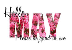 Hello May. Please Be Good to Me.