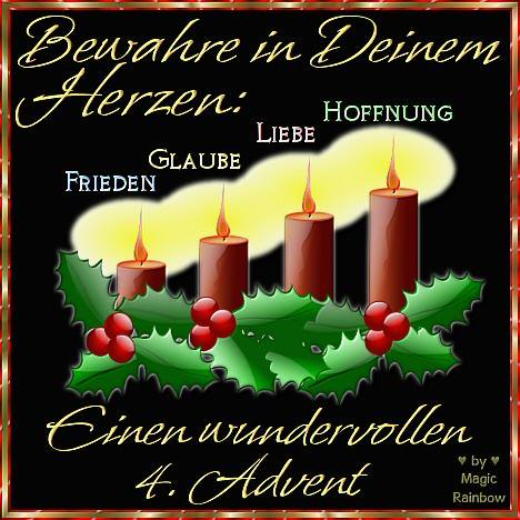 4. Advent bild