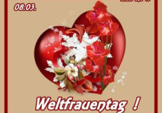 08.03 Weltfrauentag !